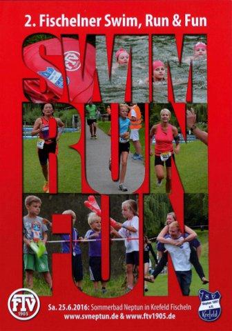 Swim rund & Fun Titelseite